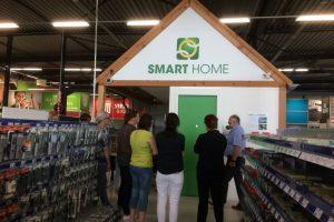 smart home Technische Unie